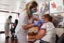 Início da segunda fase da vacinação contra a covid-19