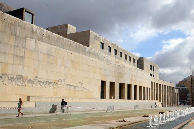 Edifício da Câmara Municipal de Matosinhos