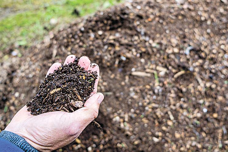 A compostagem deverá ser, cada vez mais, a finalidade dos resíduos orgânicos