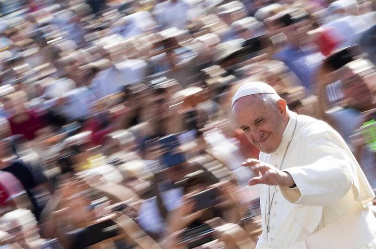 Incêndios na Amazónia são um problema mundial, diz Papa Francisco