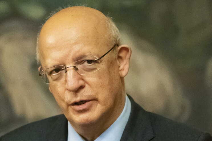 Augusto Santos Silva, ministro dos Negócios Estrangeiros português