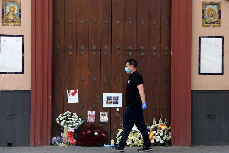 Itália é, neste momento, o país com mais mortes por covid-19