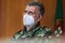 O vice-almirante Gouveia e Melo, coordenador da task force de vacinação contra a covid-19