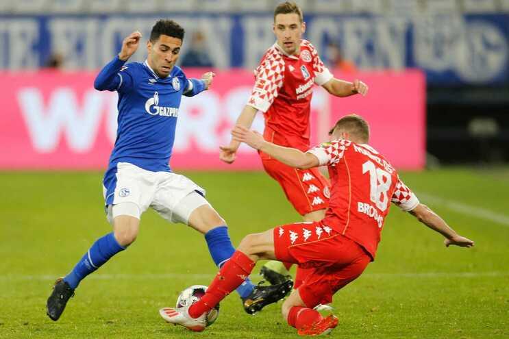Schalke e Mainz empataram a zero