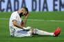 O Real Madrid empatou este sábado