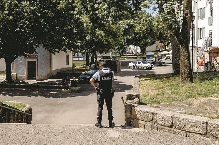 Forças de segurança dispõem de poucos elementos para o patrulhamento