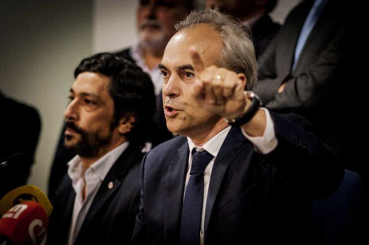 Patrick Morais de Carvalho, presidente da Direção do clube