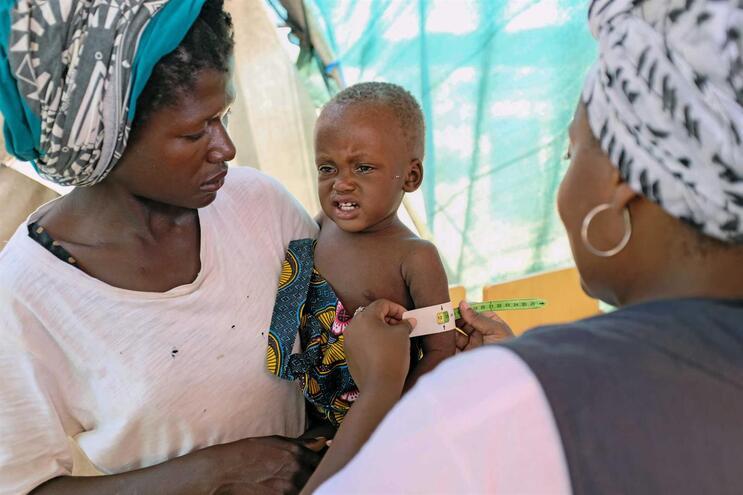 Mais de 117 milhões de crianças podem deixar ser vacinadas contra o sarampo no âmbito das medidas de