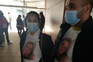 Camisola com rosto da vítima no início do julgamento no Tribunal da Feira