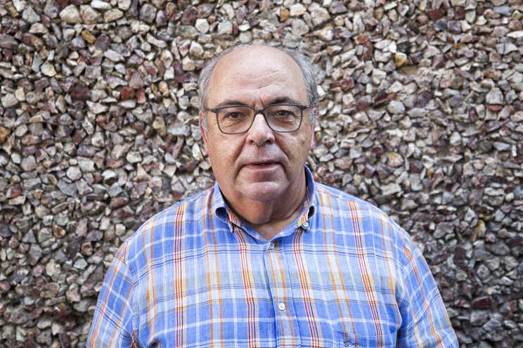 Presidente da Câmara da Mealhada, Rui Marqueiro