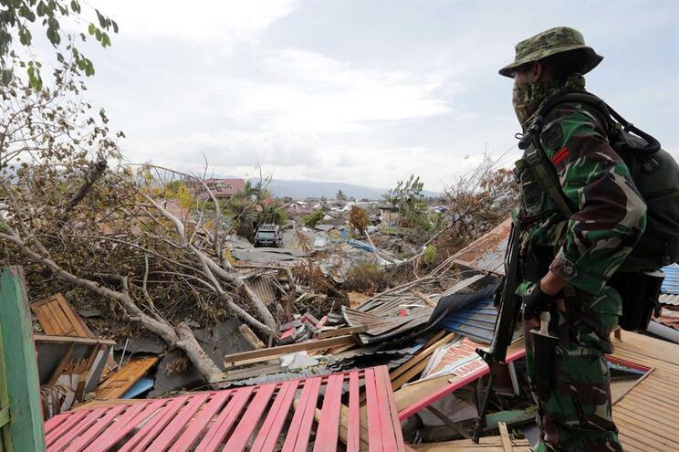 Novo balanço aponta para 429 mortos na Indonésia