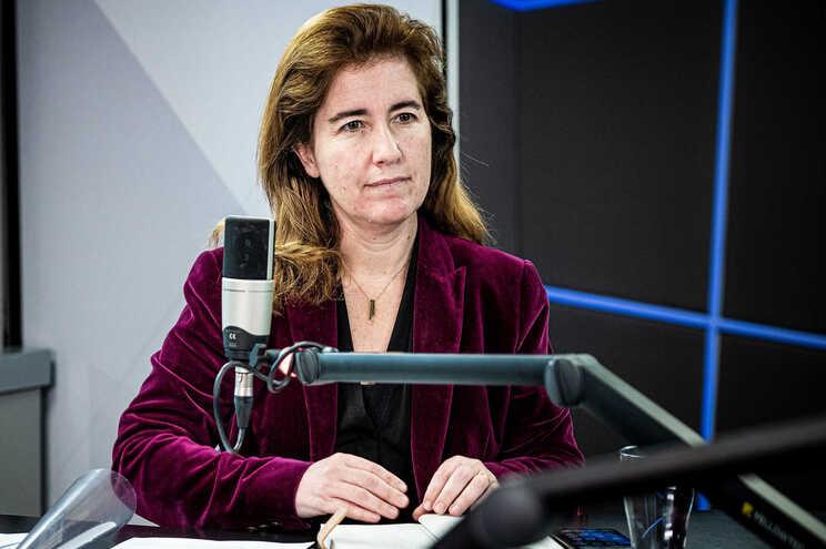 """Ministra do Trabalho, Solidariedade e Segurança Social, Ana Mendes Godinho: """"É um instrumento determinante"""