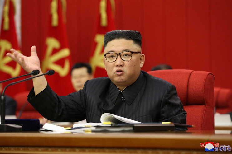 Líder norte-coreano, Kim Jong-un