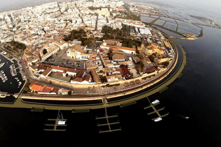 """Faro apresentou projetos para """"abraçar"""" a Ria Formosa"""