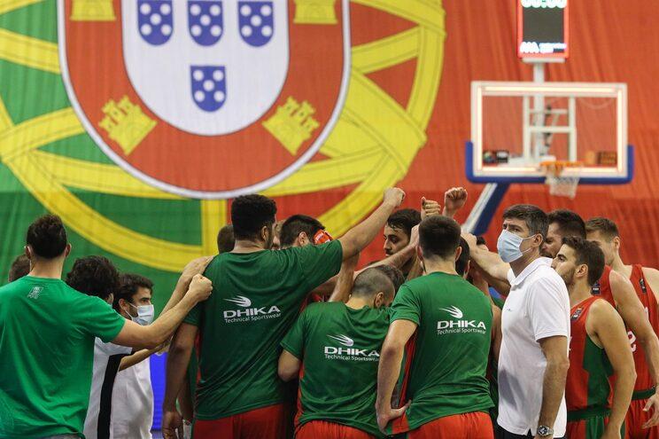 Seleção nacional de basquetebol disputa a pré-qualificação para o Mundial