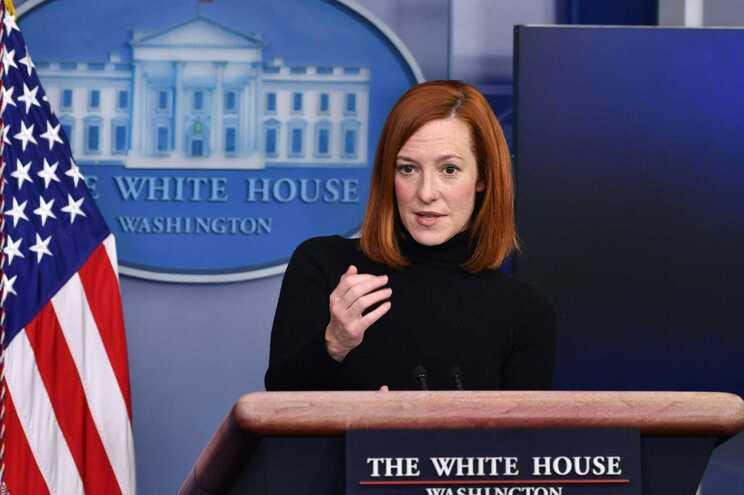 Porta-voz da Casa Branca, Jen Psaki