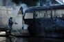 Bombas foram colocadas num autocarro do exército sírio