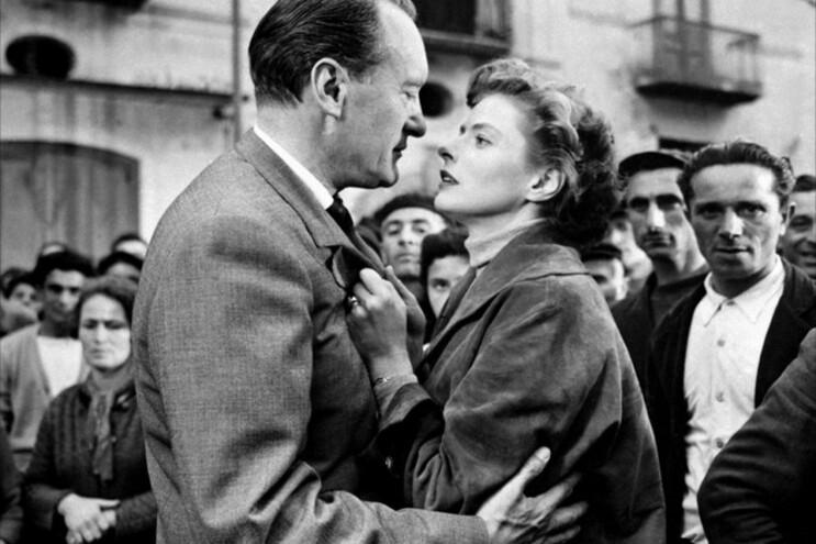 Bergman e Rossellini: uma história em quatro filmes