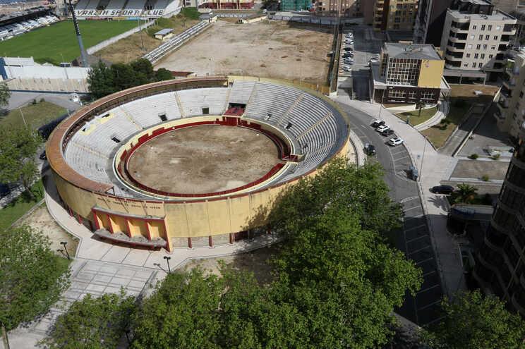 Prala de touros da Póvoa de Varzim vai ser demolida