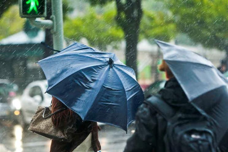 """Chuva e temperaturas baixas """"para a época"""""""