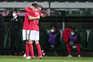 O Benfica venceu o P. Ferreira este sábado