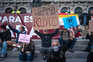 """Mais de uma centena em protesto contra """"roubo"""" no preço dos combustíveis"""