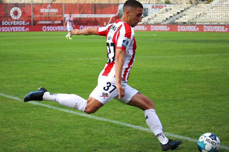 João Oliveira, do Leixões