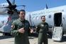 C-295 volta a auxiliar Proteção Civil no combate aos fogos