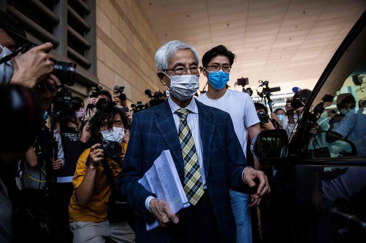 Martin Lee é considerado por muitos o pai da democracia em Hong Kong