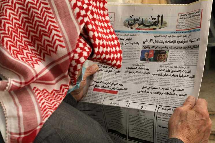 """Autoridades jordanas efetuaram diversas detenções por alegadas """"razões de segurança"""""""