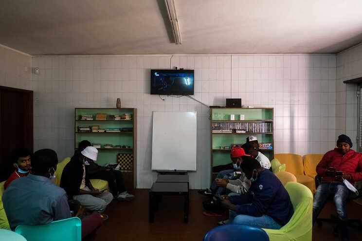 Missionários da Consolata, na Maia tem sido uma ajuda vital aos refugiados que chegam a Portugal
