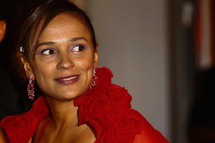 Isabel dos Santos deu uma entrevista à BBC