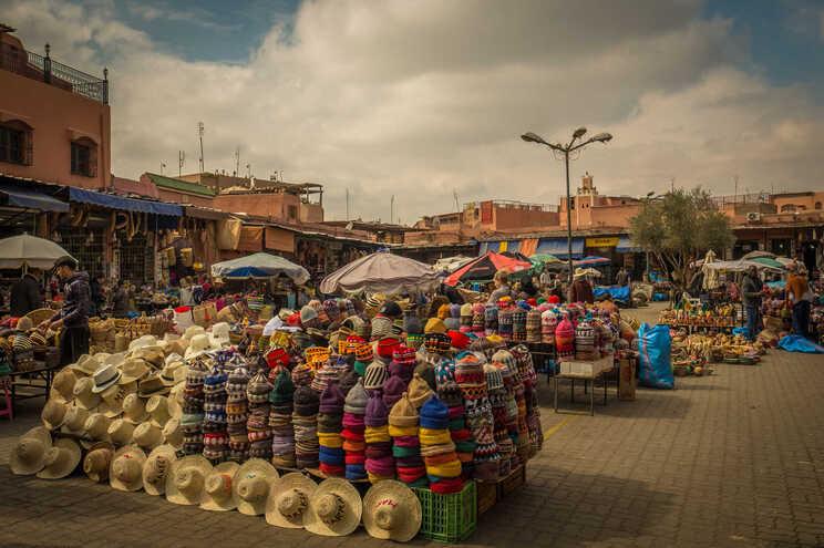 Marrocos impõe quarentena a viajantes de Portugal