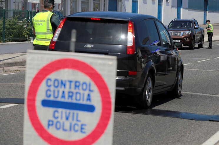 Viajantes de Portugal terão de fornecer contactos para visitar Galiza