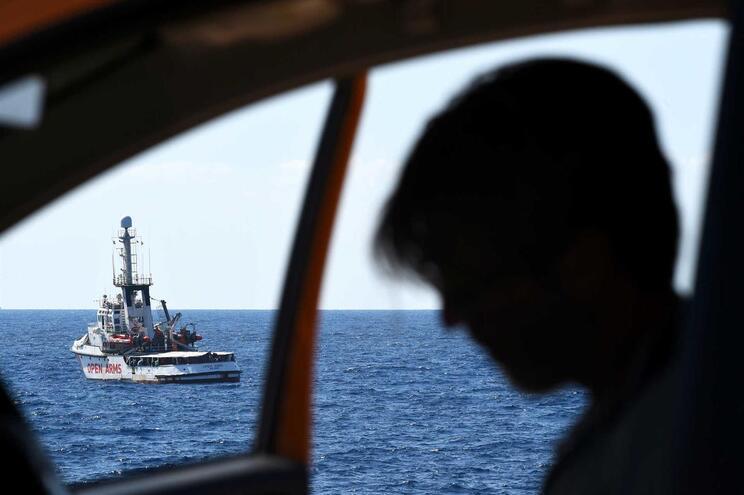 Pelo menos 1146 pessoas morreram no mar nos primeiros seis meses de 2021 enquanto tentavam chegar à Europa