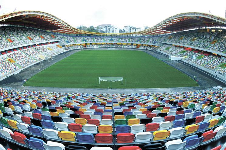 Câmara de Leiria devia, a 31 de dezembro, cerca de 20 milhões de euros do  Estádio Dr. Magalhães Pessoa