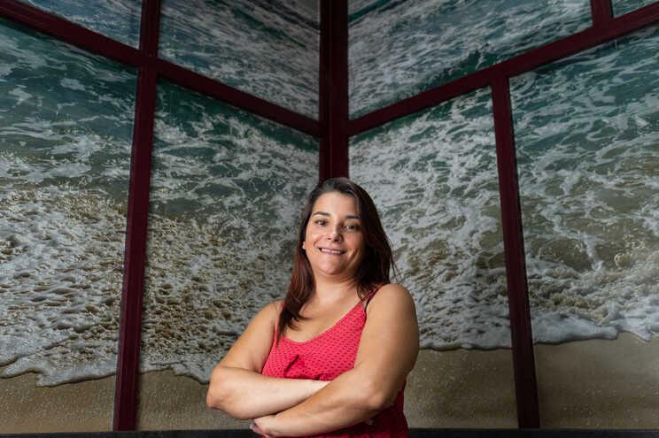 """Joana Rolo Silva, 39 anos, criou o grupo """"Jejum Intermitente"""" em Portugal e já tem 5 mil membros"""