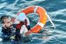 Agente salvou bebé no mar de Ceuta