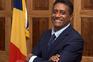 O presidente das Seychelles, Danny Faure
