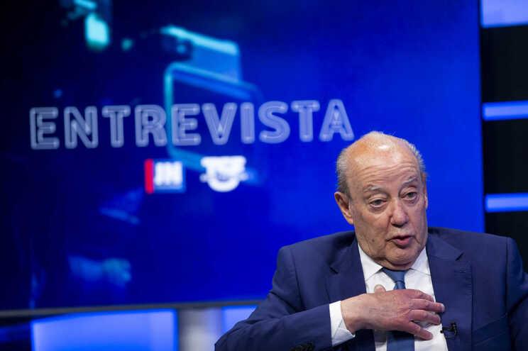 O presidente do Futebol Clube do Porto (FCP), Jorge Nuno Pinto da Costa