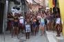 População protesta contra massacre policial no Jacarezinho