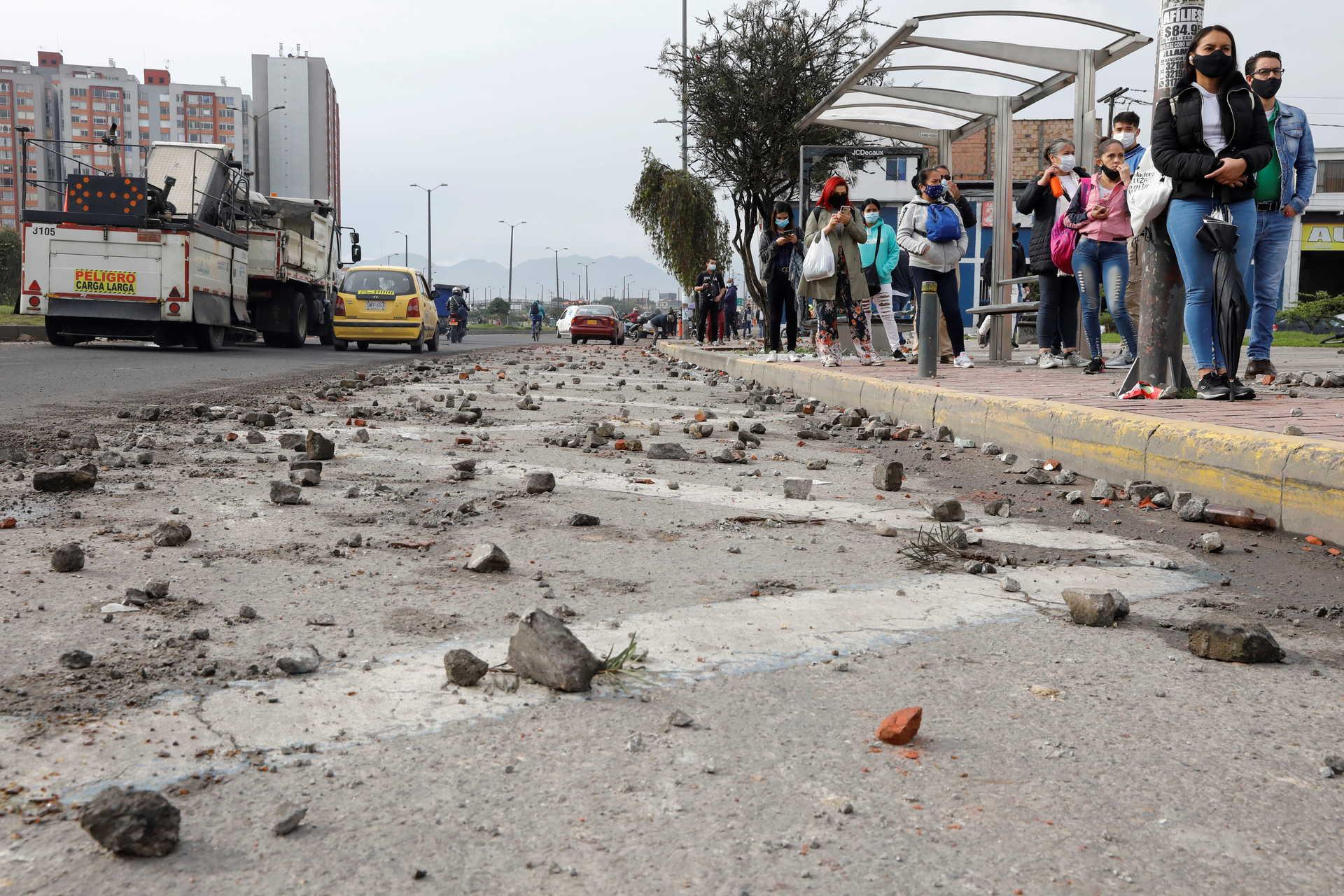 Um balanço oficial indicou que 19 pessoas morreram