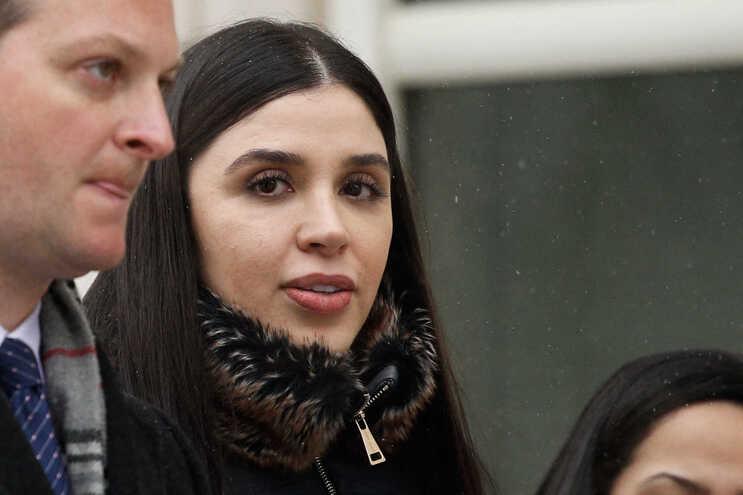 Emma Coronel Aispuro tem 31 anos