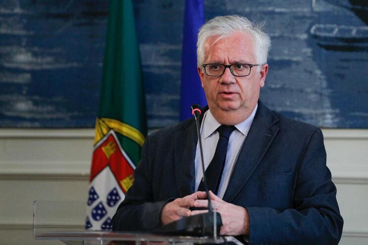 Ministro da Administração Interna faz comunicação ao país