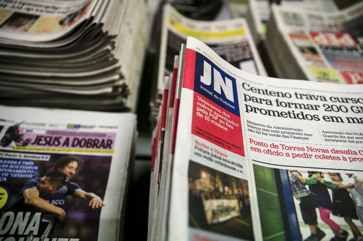 Jornais não chegaram às bancas em Ovar esta quinta-feira