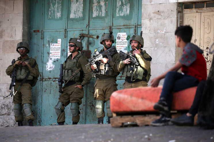 O exército israelita ainda não reagiu ao incidente