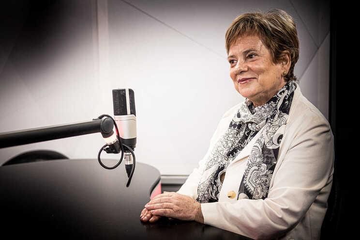 Maria Lúcia Amaral, provedora da Justiça