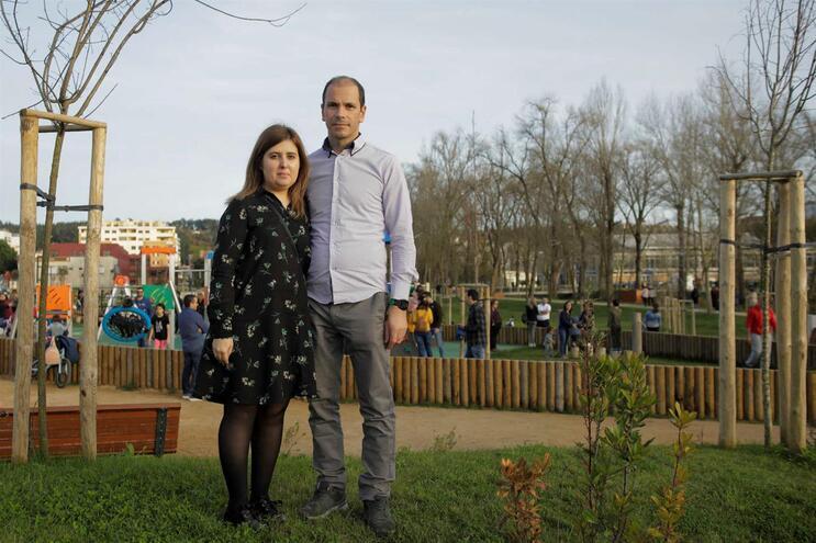 Carla Lopes que, com o marido Pedro Lopes, está à espera desde novembro de 2018 de uma dadora de óvulos
