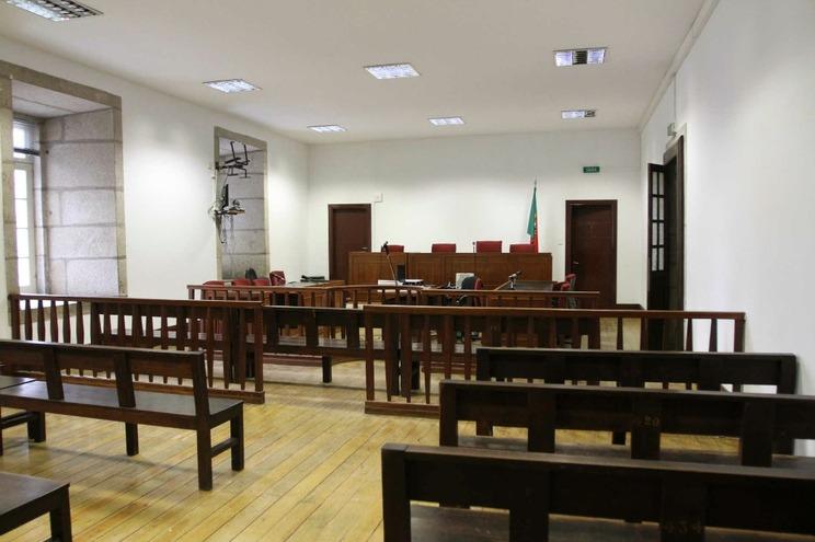 Tribunal de São João Novo, no Porto
