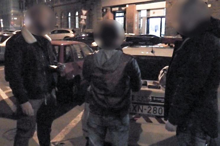 Rui Pinto foi detido na quarta-feira em Budapeste e esta manhã de sexta-feira foi presente a tribunal